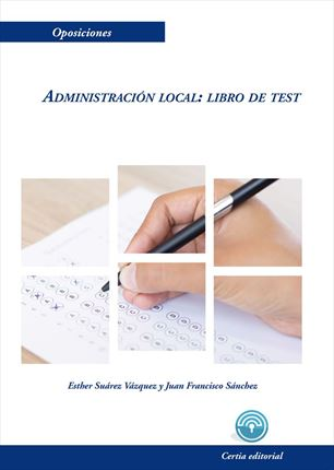 Administración local: libro de test