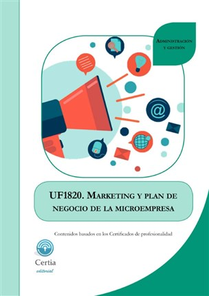 UF1820 Marketing y plan de negocio de la microempresa